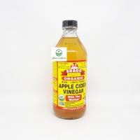 harga Bragg Apple Cider Vinegar ( Cuka Apel) 16 Oz 473 Ml Tokopedia.com