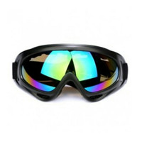 Kacamata Goggle Kaca mata Helm Cross Motor Anti Silau