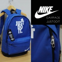Tas Nike Just Do It Baby Blue Kualitas Premium