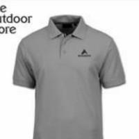 NEW ARRIVAL Polo shirt/kaos polo EIGER GREY