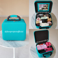 Koper Make Up Beauty Case Makeup Kotak Rias Tas Kosmetik Box Kecil