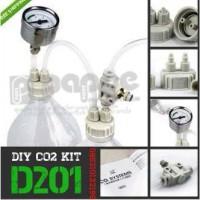 DIY Kit Co2 D201 Aquascape Citrun Baking Soda