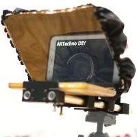 Harga teleprompter buat tablet smartphone artechno | Pembandingharga.com