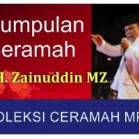 Kumpulan Ceramah KH ZAINUDDIN MZ - Koleksi Dakwah Islam KH Zainudin