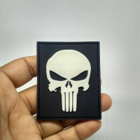 rubber patch rubber tactical punisher hitan
