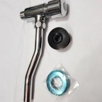 Push Kran Urinal bahan stainless PROMO
