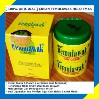 [100% ASLI] Paket Cream Temulawak Asli Gold Super Original Tanpa Sabun