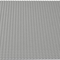 LEGO # 10701 CLASSIC_GREY BASE PLATE 48x48 mainan anak - anak termurah