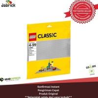 MURAH! LEGO # 10701 CLASSIC_GREY BASE PLATE 48x48 STUDS