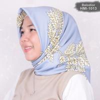 Olshop Hijab Hits 2018-Jilbab Segi Empat Motif-Trendy