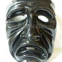 Sad Emoticon Mask / Topeng Emoticon Sedih - Halloween Mask