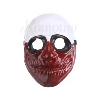 Topeng Wolf Mask Payday