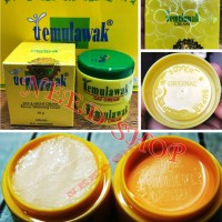 KRIM / CREAM DAY & NIGHT TEMULAWAK POT KUNING ORIGINAL HOLO EMAS BESAR