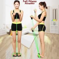 Tali Fitness Flexible (Praktis, fitness bisa kapan dan dimana saja)