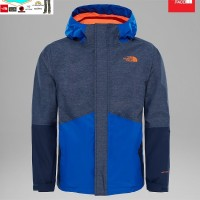 TNF THE NORTH FACE BOYS BOUNDARY TRICLIMATE NEW WITH TAG SIZE S BOYS