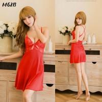 Sexy Lingerie Karrix Red Size XXL Kado Seserahan Pernikahan M62B