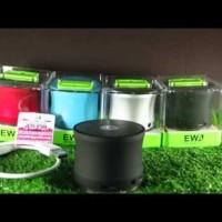 Bluetooth Speaker Wireless EWA A109 Portable with mic Micro SD Bass