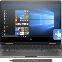 HP Laptop Notebook Spectre X360 AE078TU i7-8550U 16GB 1TB SSD UHD W10