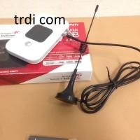 PAKET Mifi Modem Wifi Router 4G Huawei E5577 Telkomsel Unlock 14GB