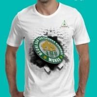 kaos distro 3d alumni 212 murah t shirt 3d alumni 212 putih