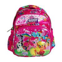 TD Tas Ransel Anak Karakter Pony / Backpack 3D Sekolah