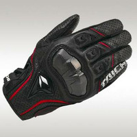 taichi rst390 gloves leather sarung tangan touring racing
