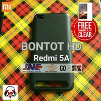 Xiaomi Redmi 5A Softcase Armor Case Slim Fit HP FREE TEMPERED GLASS