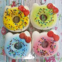Squishy Murah Jumbo Donut Hello Kitty