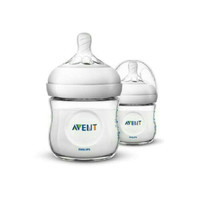 AVENT NATURAL BOTTLE TWINPACK 125ML