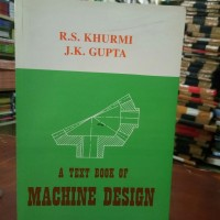 text book of machine design khurmi