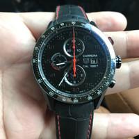 jam tangan tag heuer carrera cal 1887 second special edition original