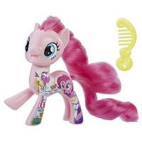 My Little Pony 3-inch Pinkie Pie and Rainbow dash figure