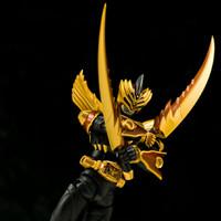 SHF Masked Rider Odin & Gold Phoenix Kamen Rider Odin