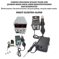 Program Afiliasi Paket Elektonik A