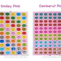 Stiker Smiley Emoticon Lucu. Sticker reward anak. Alat Bantu Guru