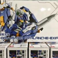MG avalanche Exia 1/100 Metal Build - DaBan
