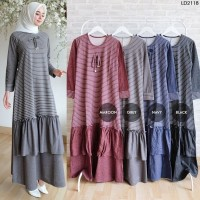 GAMIS MISTY RUFFLE LD2118 dress Babyterry