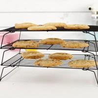 Rak Pendingin Kue Susun 3 / cooling rack 3 Tier