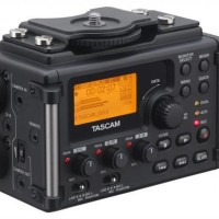 TASCAM DR-60D Mk II LINEAR PCM RECORDER FOR DSLR