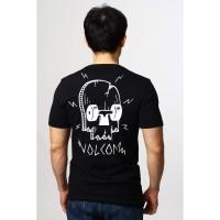 Kaos Volcom Original Pria - TO VOLCOM 76