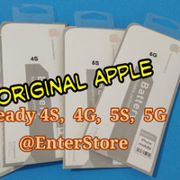100% ORIGINAL Baterai Battery Batere Batre iPhone 4 4G 4S 5 5G 5S