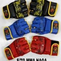 sarung tangan tinju MMA glove MMA muay thai kick boxing Terlariss