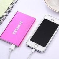 Jual Samsung Power Bank Ultrathin 99.000mah to Charge Battery Smart Murah Murah