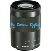Lensa Canon Ef-m 55-200mm F4.5-6.3 Is Stm For Mirrorless Eos M Series