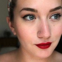 ORIGINAL - Stila Stay All Day Liquid Lipstick - FIERY - LIP MATTE