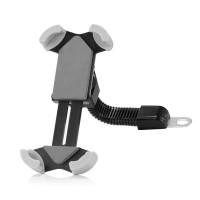 Holder HP Motor Bisa Buat Gojek Grab Uber Robot RT-MH01 Aluminum Pipe