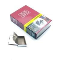 Brankas Buku + Kunci Gembok