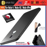 Case Xiaomi Redmi note 4 / 4X / 4Pro SNAPDRAGON Casing Hp Back Covers