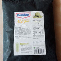 Pondan es krim HARD GREEN TEA 1kg
