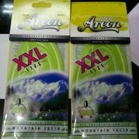 parfum gantung XXL jumbo hijau